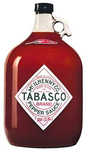 Tabasco Red pepper sauce 3780ml voor €51,75 @ Amazon DE
