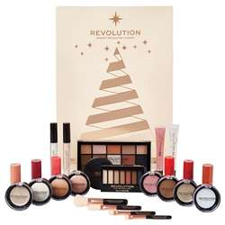 Black Friday 50% korting op adventskalenders van Make-up Revolution