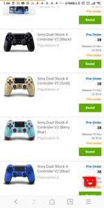 Playstation 4 controller nedgame