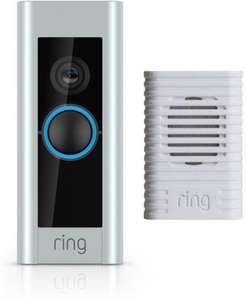 Ring pro (incl. chime) - normaliter €279 + 8% cashback