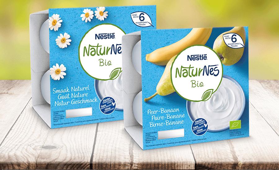 Probeer Nestlé NaturNes® Bio nu met 50% korting via online Scoupy