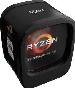 AMD Ryzen Threadripper 1950X CPU 16 x 3,4Ghz (@Azerty & @Megekko)
