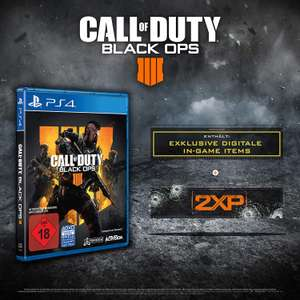 Call of Duty: Black Ops 4 Standard Plus Edition - PS 4 / Xbox ONE & Meerdere andere games in sale