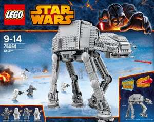 Lego Star Wars 75054 - AT-AT voor @ € 89,47 @ Amazon.de