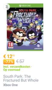 (Xbox one) South Park: The Fractured But Whole