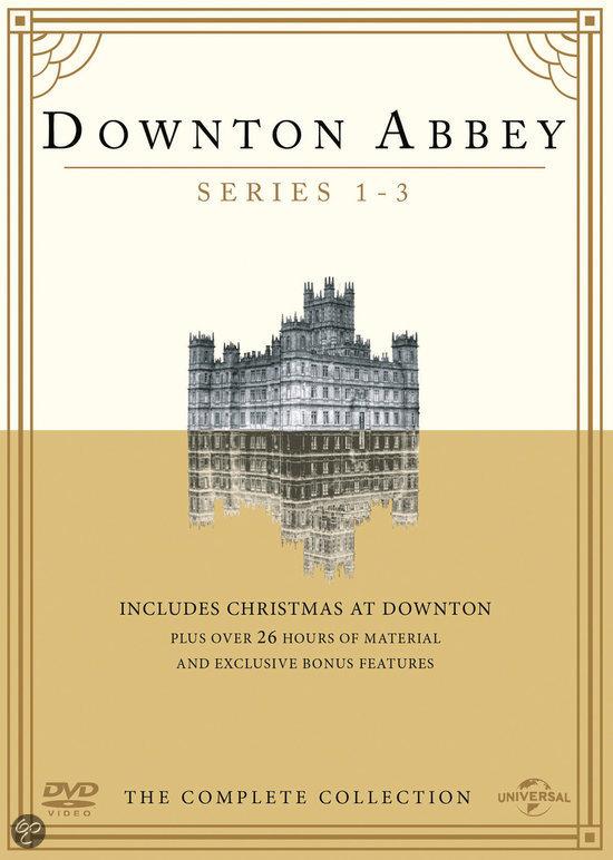 Downton Abbey - Seizoen 1 t/m 3 (DVD) voor € 29,99 @ Bol.com