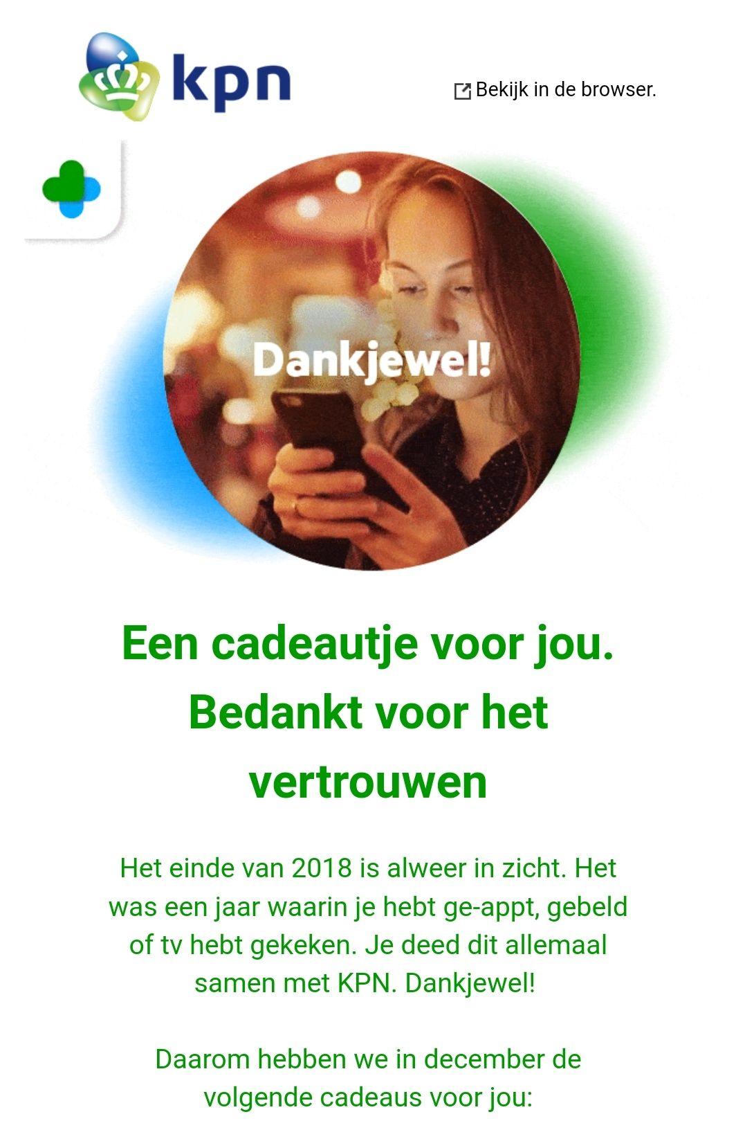 Gratis 3 ebooks en 5Gb data voor KPN klanten