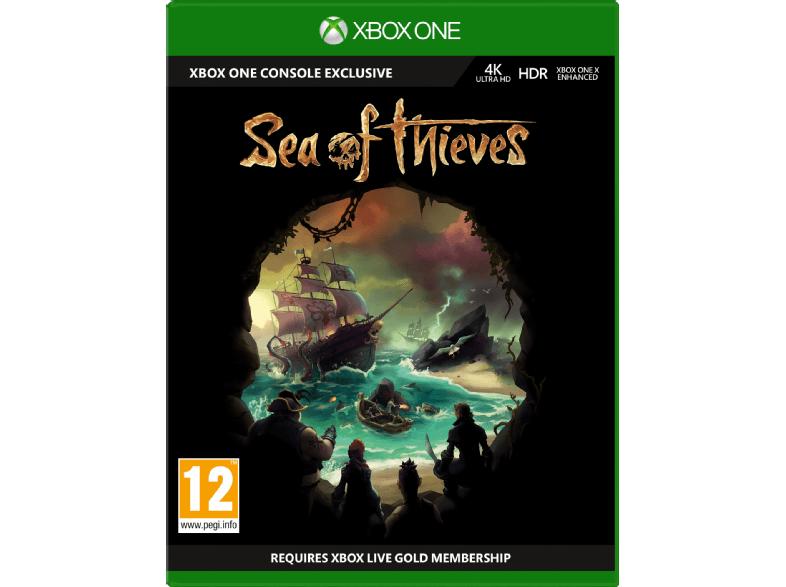 [Xbox One] Sea of Thieves €19,99 @Mediamarkt