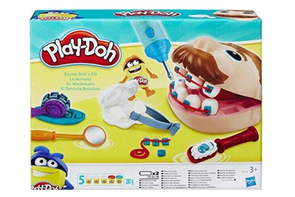 Play-Doh bij de tandarts Bij Amazon.de