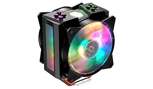 Cooler Master CPU Cooler - MasterAir MA410M RGB Processor Koeler (compatibel met Intel en AMD)