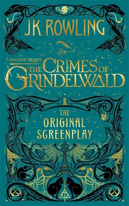 Boek : Fantastic Beasts: The Crimes of Grindelwald - The Original Screenplay - 40% korting