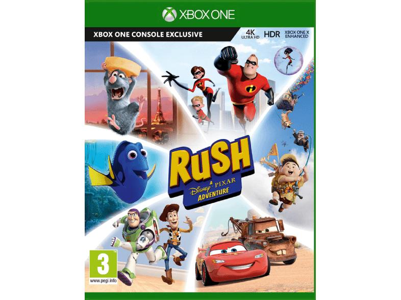 Rush: A Disney Pixar Adventure| Xbox One Mediamarkt.