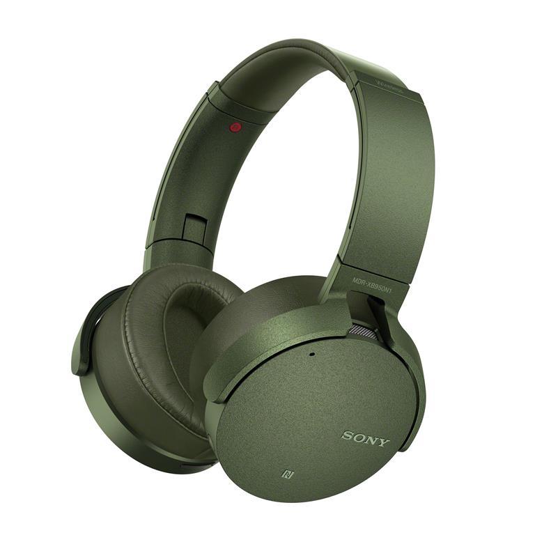 Sony MDR-XB950N1 Bluetooth Koptelefoon met Noise Cancelling voor €74,70 @ fonQ