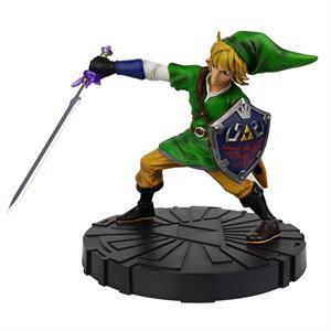 Link Figurine - The Legend of Zelda - Skyward Sword - Together Game Mania