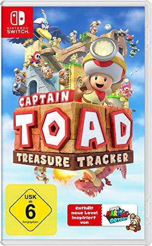 Captain Toad: Treasure Tracker (Switch) voor  €23,41 incl @Amazon.de