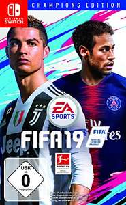 FIFA 19 Champions Edition (Nintendo Switch) @ amazon.de