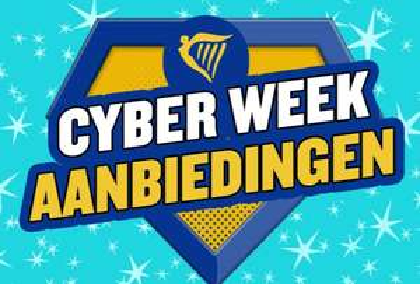 [Black Friday] Vliegtickets: Cyber Week dag 2/3, tickets vanaf €4,89 @ Ryanair