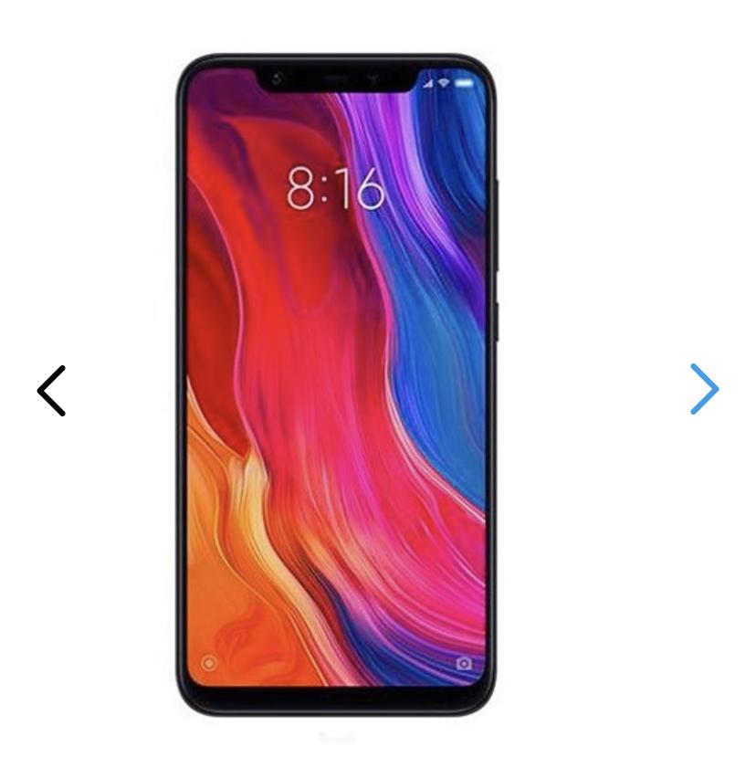 Xiaomi Mi 8 64GB @mobiel.nl