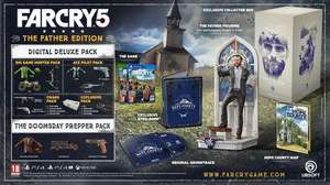 Far Cry 5 - Father Edition Xbox One Coolshop Euro 39,50.