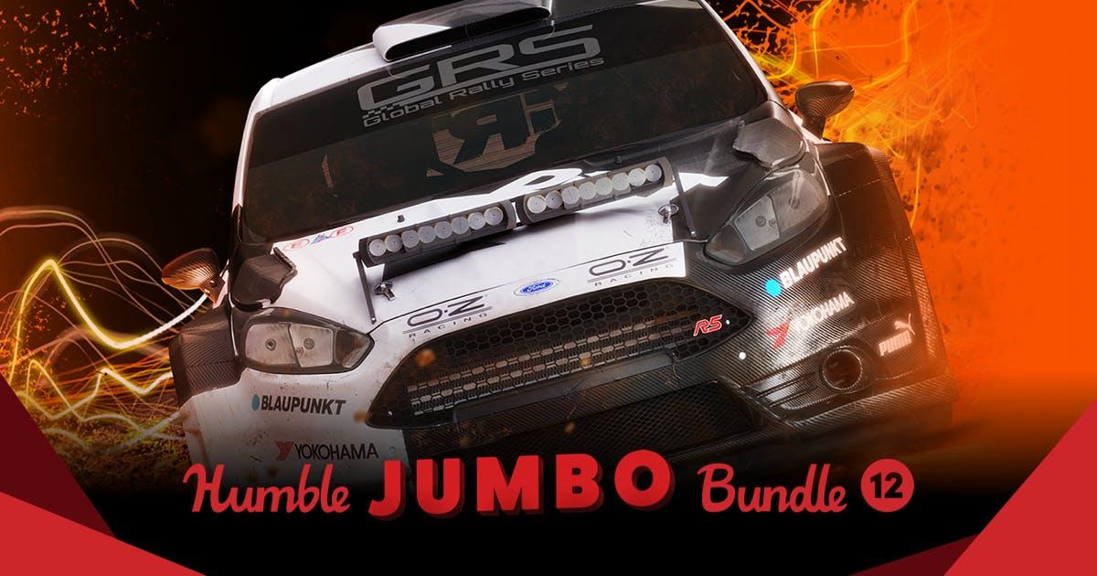Humble Jumbo Bundle 12 (o.a. Dirt 4)
