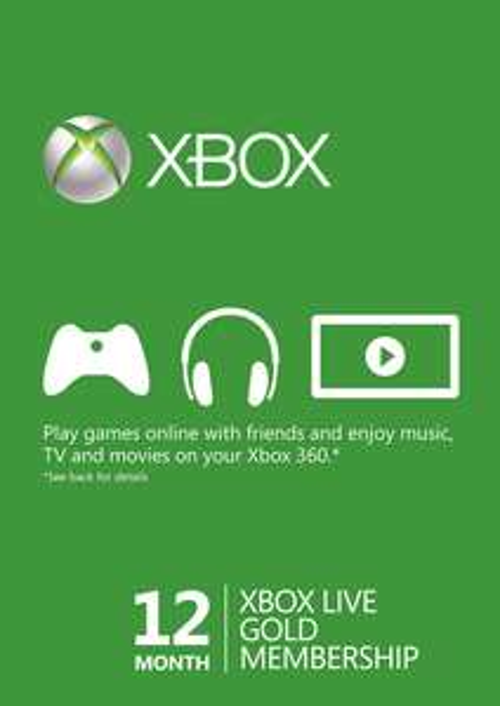 Xbox live KEY 39.99 1 jaar (CDKEYS)