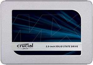 Crucial MX500 2TB SSD @amazon.de. Elders €315,-