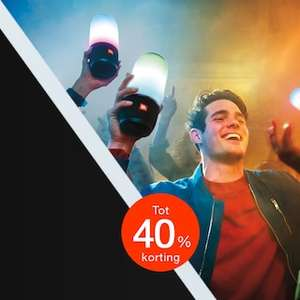 BLACK FRIDAY Jbl bespaar to 40% korting