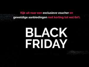 Black Friday - 10% extra korting + tot 60% korting @ Miinto
