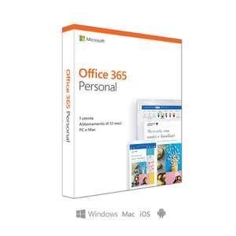 Office 365 personal 1 user @Amazon.it