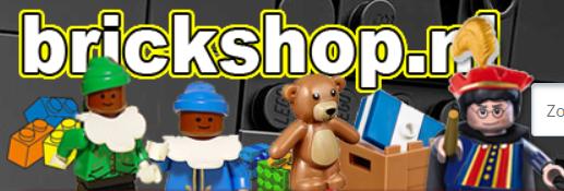 Black Friday bij Brickshop, lego met 80, 75, 50, 30 en 25 % korting!