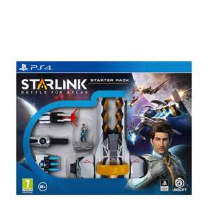 Starlink Starter Pack SWITCH/PS4/XB1 €39,95 @ Wehkamp