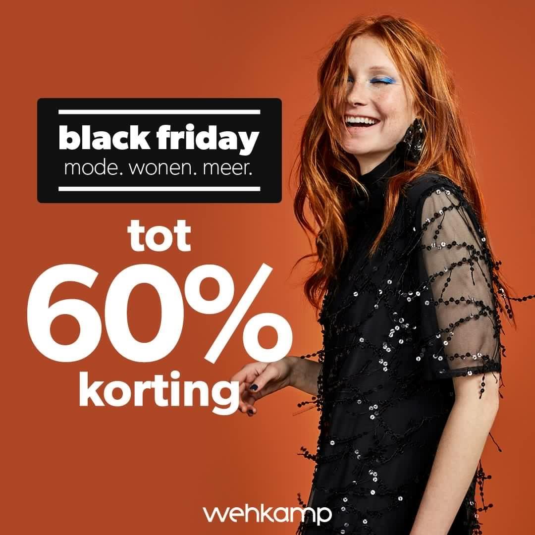 [Black Friday] tot 60% korting! (vanaf vandaag)