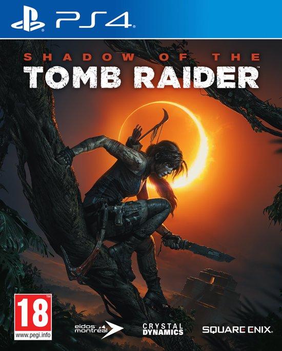 Bol.com - Shadow of the Tomb Raider - PS4/XBoxOne € 33,-