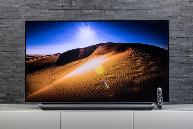 LG OLED55C8PLA | Black Friday prijs - €300 euro cashback via LG