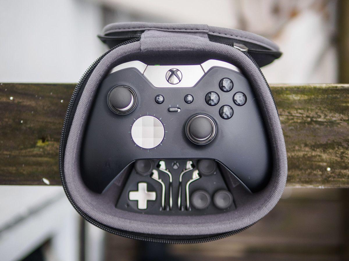 Xbox one elite controller met 3 maanden xbox live voor €103,98 @Amazon.de