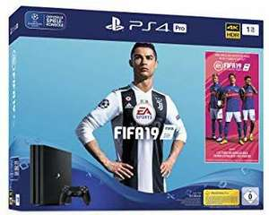 PlayStation 4 Pro + FIFA 19 @ Amazon.De