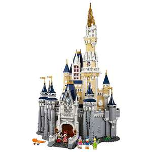 LEGO Walt Disney World Kasteel 71040 @ Disney Store UK