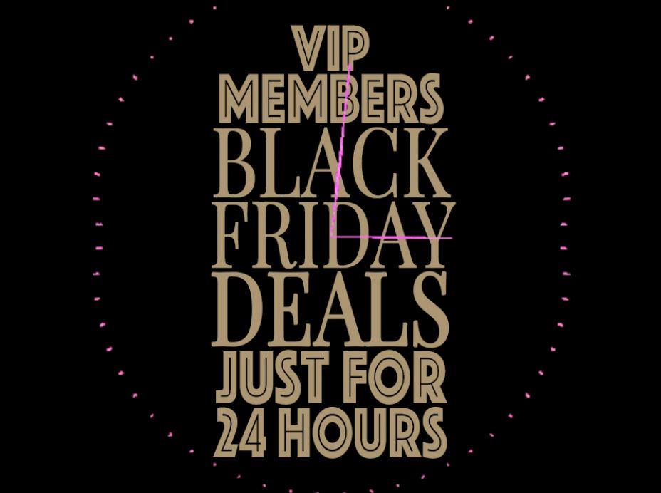 BLACK FRIDAY: diverse merken tot 60% korting @ VLVT