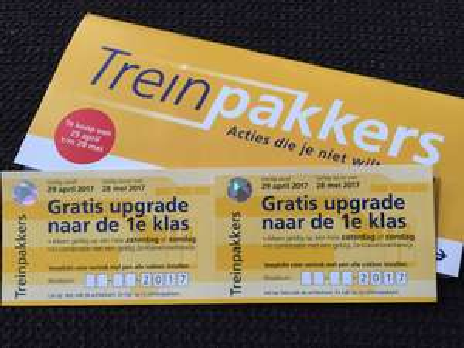 NS Treinpakkers Winter