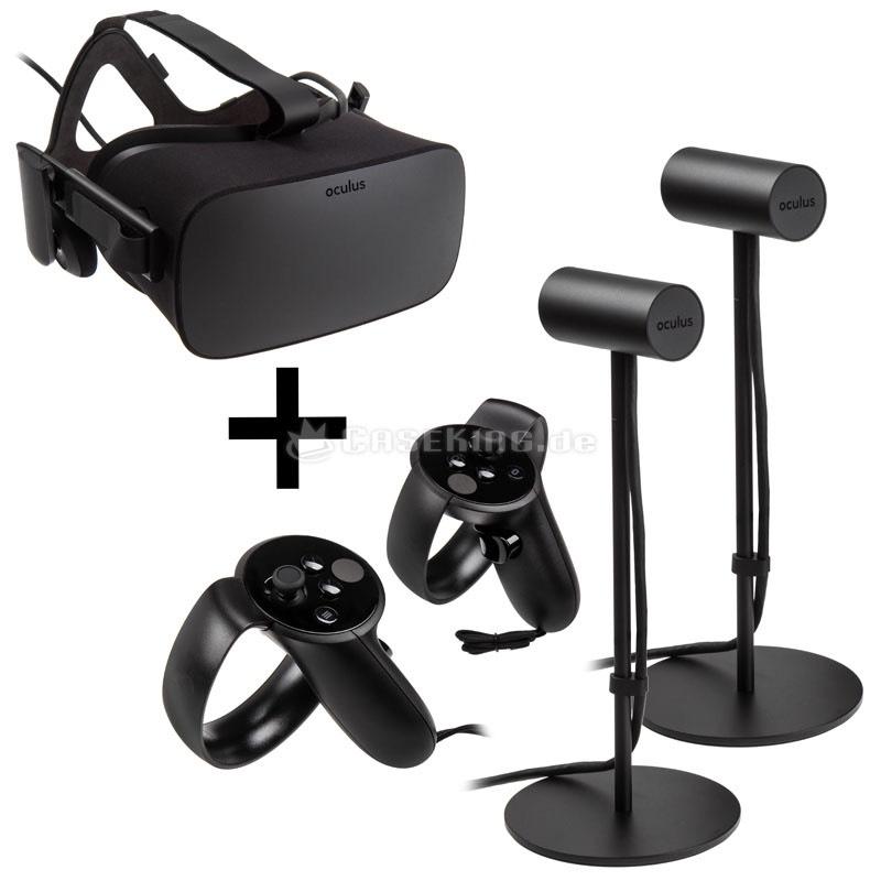 Oculus Rift + Touch met 50 euro korting (BlackFriday)