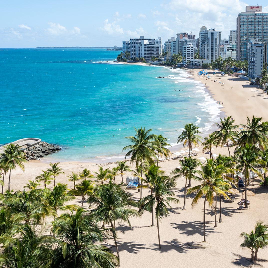 Vliegtickets: San Juan (Puerto Rico) vanaf Brussel voor €284 met KLM/Delta Airlines