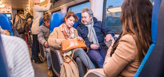 Meereisretour trein NS voor € 7,95