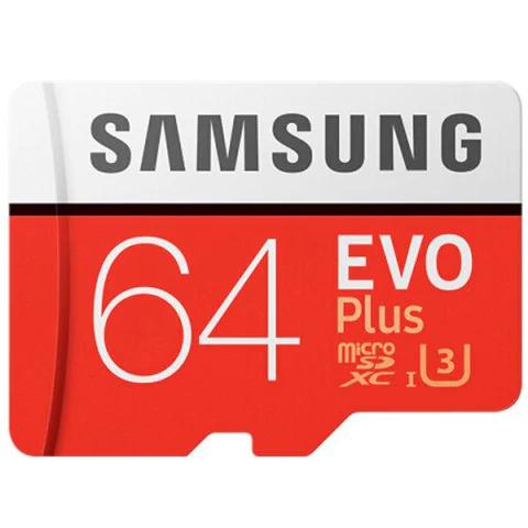 Samsung EVO Plus 64GB microSDXC kaart voor €8,28 @ Dresslily.com