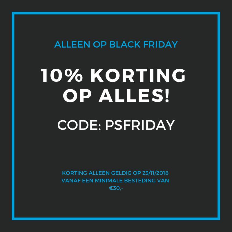 10% korting op alles bij Polyestershoppen.nl