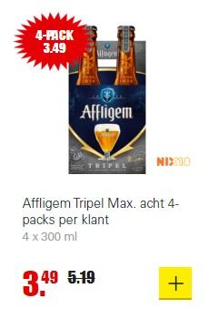 Affligem of Hertog Jan 4 Pack @ DIRK