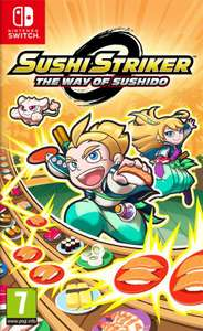 Sushi Striker The Way of Sushido - Switch