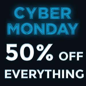 CYBER MONDAY:  50% EXTRA korting op alles @ Maison Lab