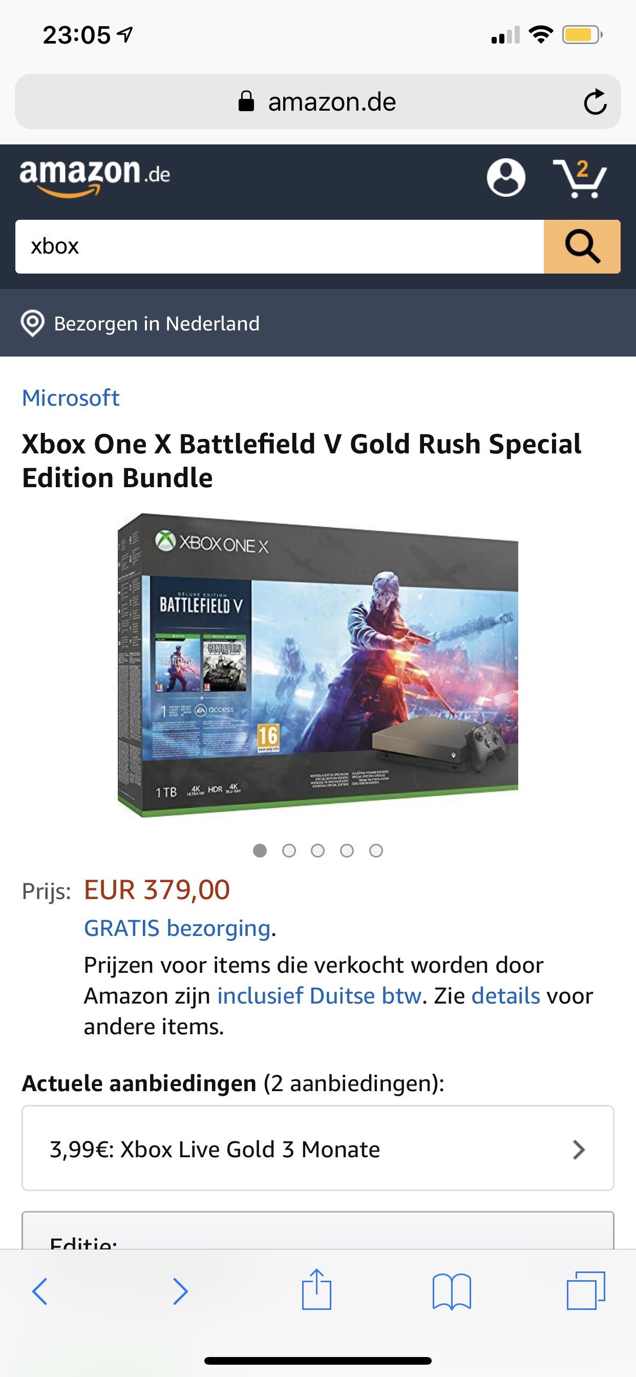 Alle Xbox One X bundels - Amazon de