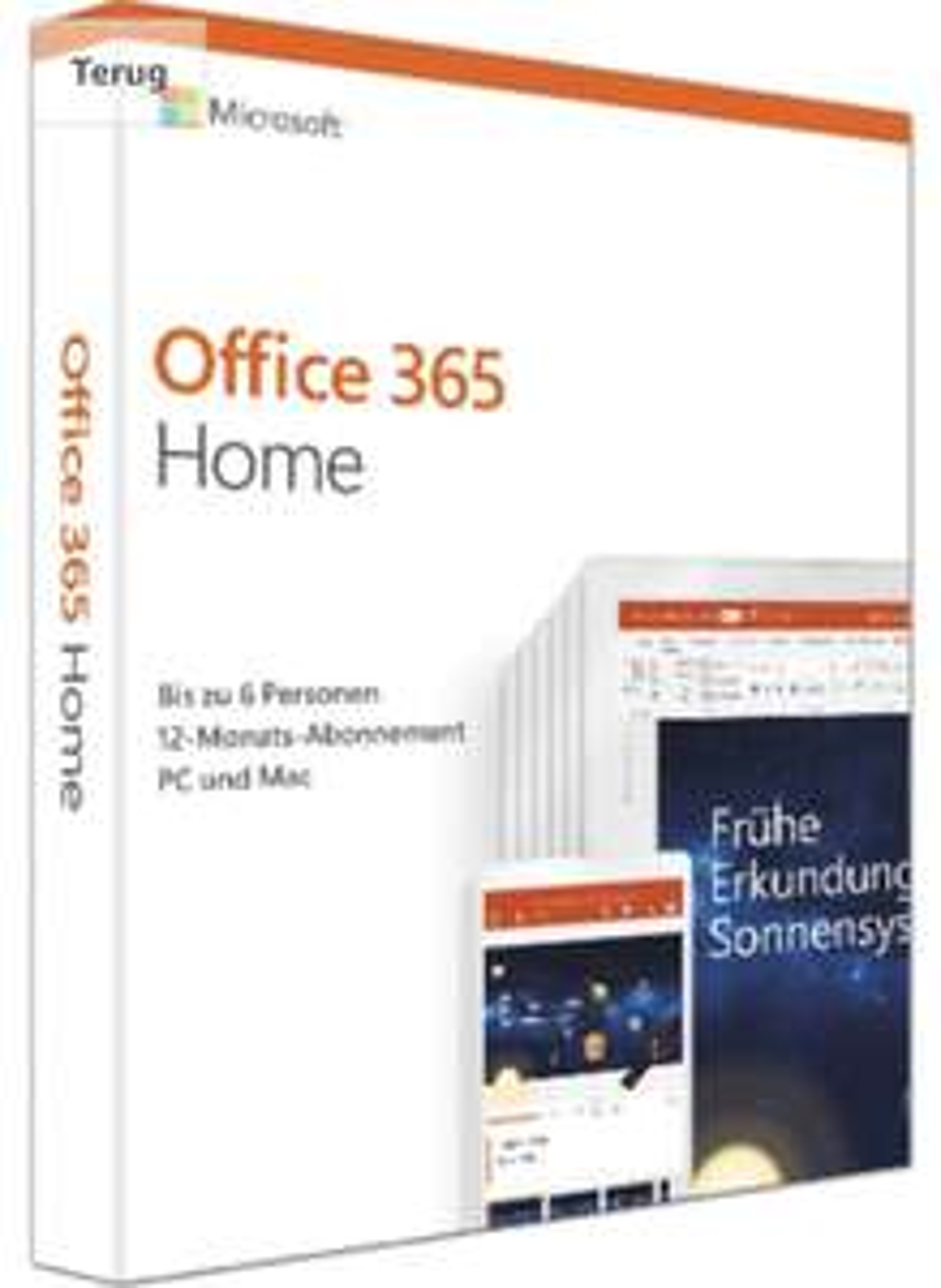 Office 365 Home multilanguage