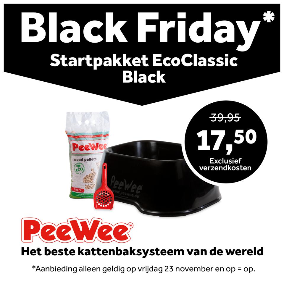 PeeWee EcoClassic Startpakket